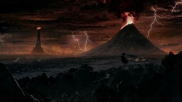 valley of mordor