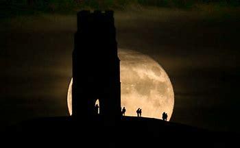 full moon on longest night