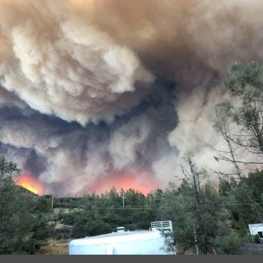 Mangan, Camp Fire Butte Co.