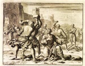 Stoning-Bible