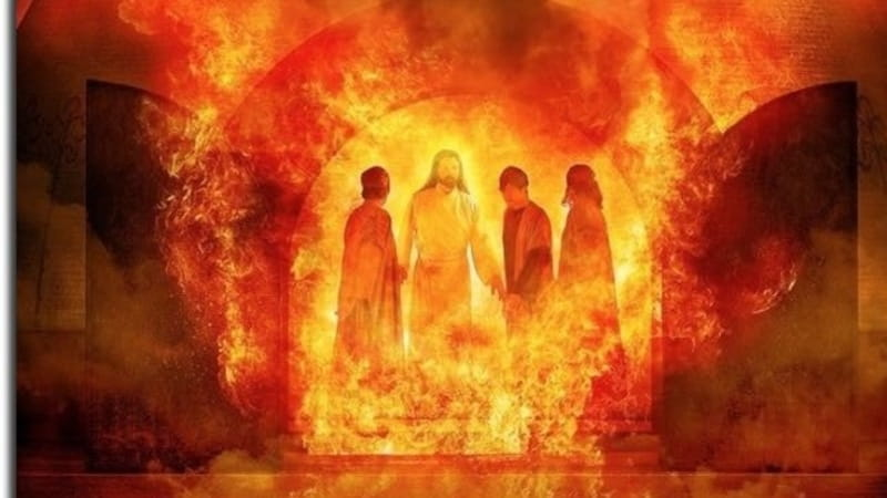 From the Fiery Furnace – A Sign of Hope
