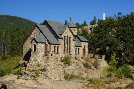 Church on rock
