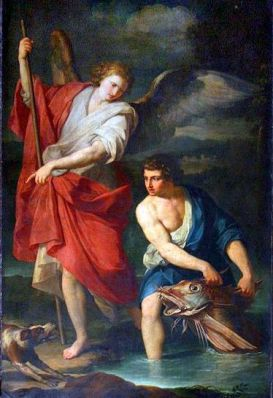 St.-Raphael-and-Tobias
