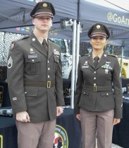 Army Dress Uniforms - new