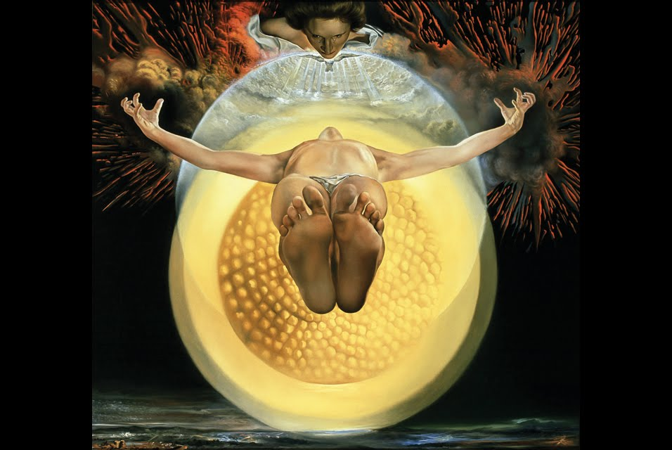 The Ascension, Dali