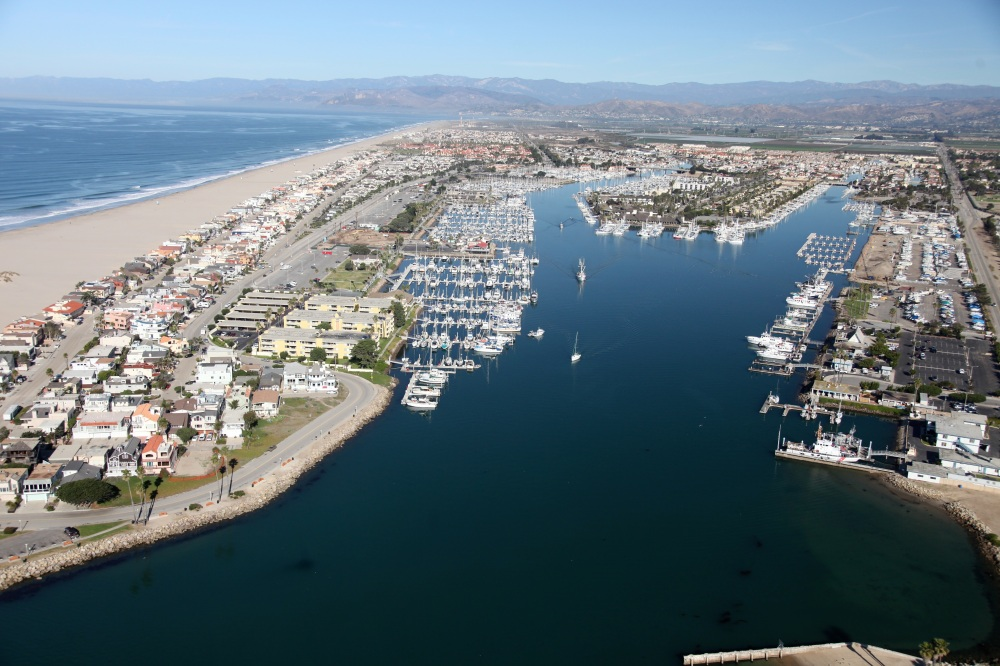 Channel Islands Harbor - Oxnard